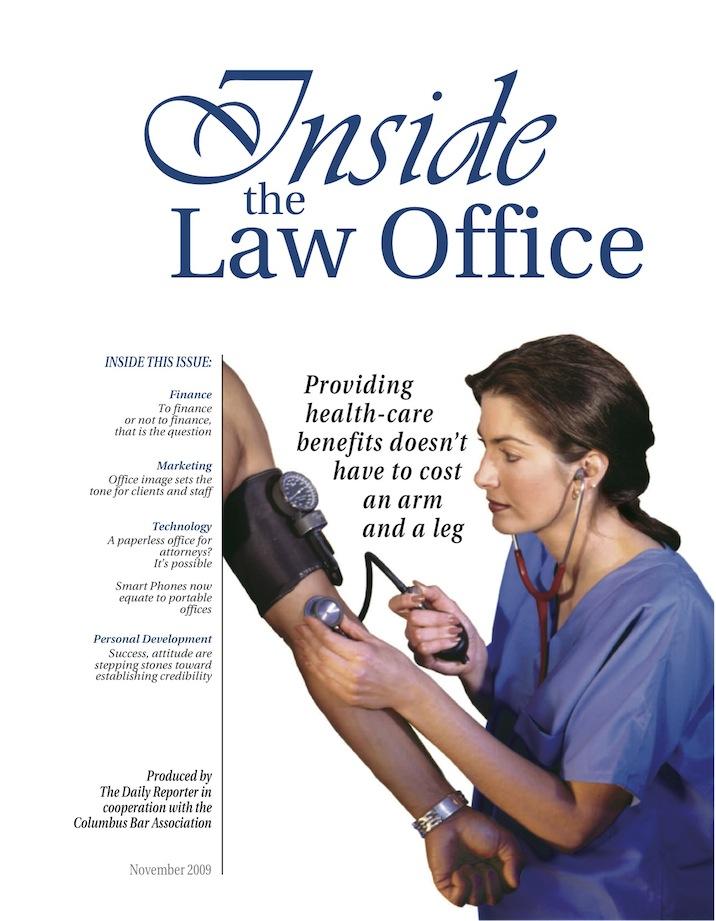 Inside the Law Office (2009 - Winter)