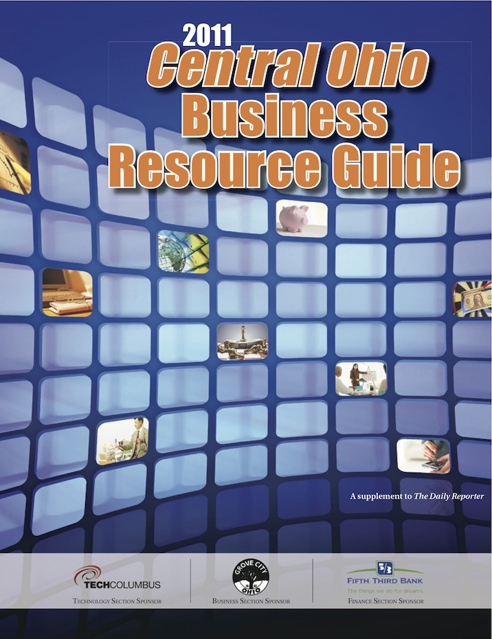 Central Ohio Business Resource Guide (2011)