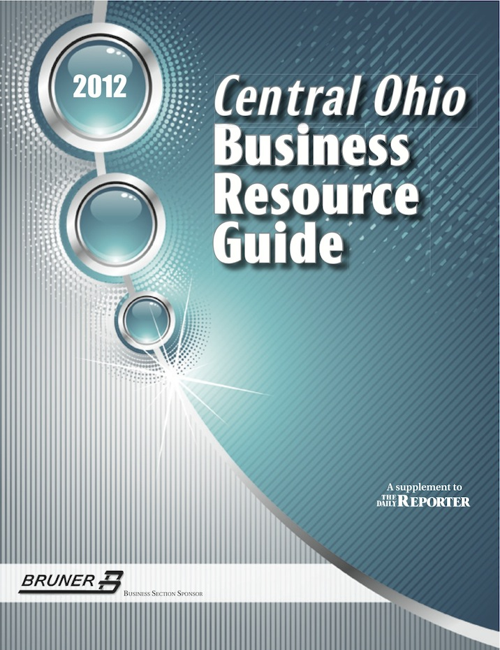 Central Ohio Business Resource Guide (2012)
