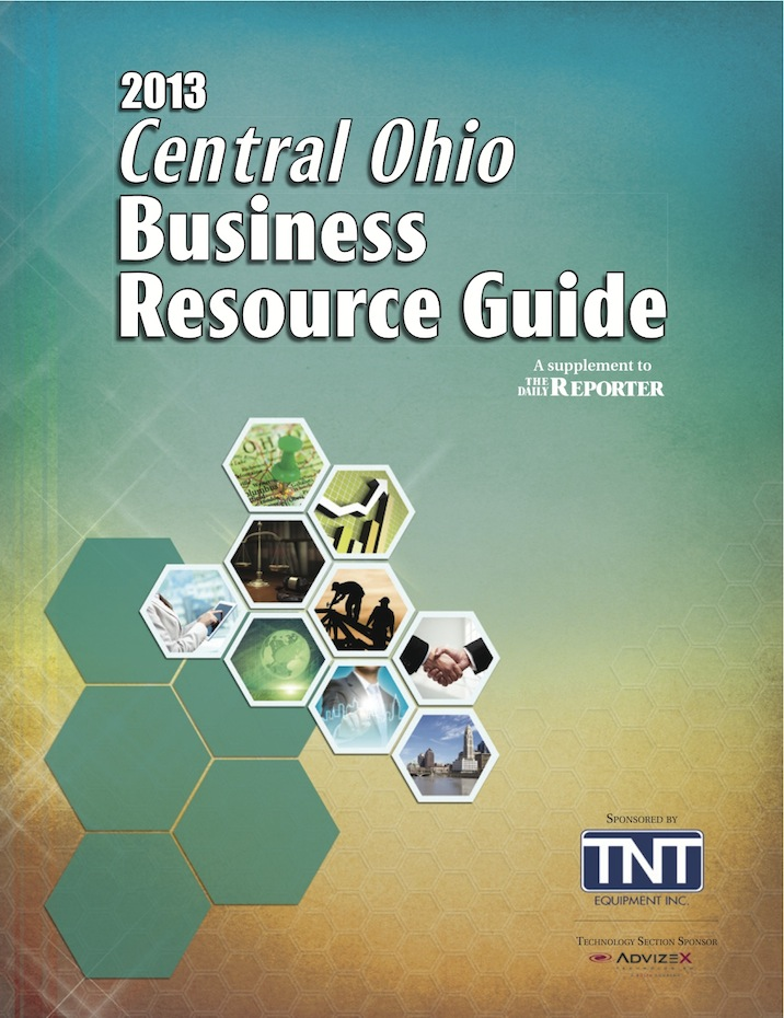 Central Ohio Business Resource Guide (2013)