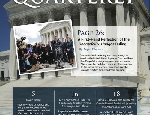 Lawyers Quarterly (2015 – Fall)