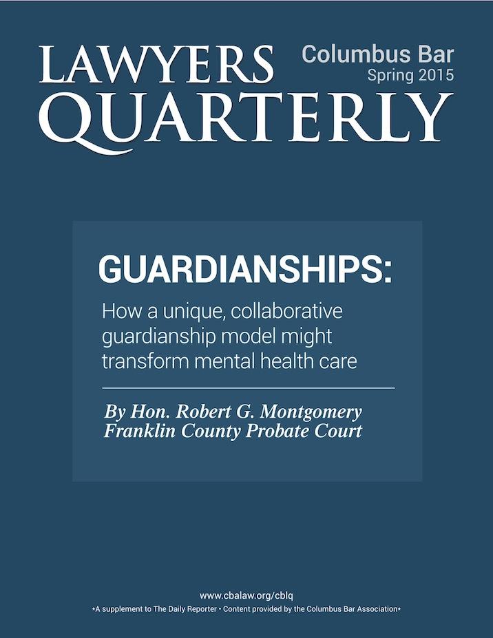 Columbus Bar Lawyers Quarterly (2015 - Spring)