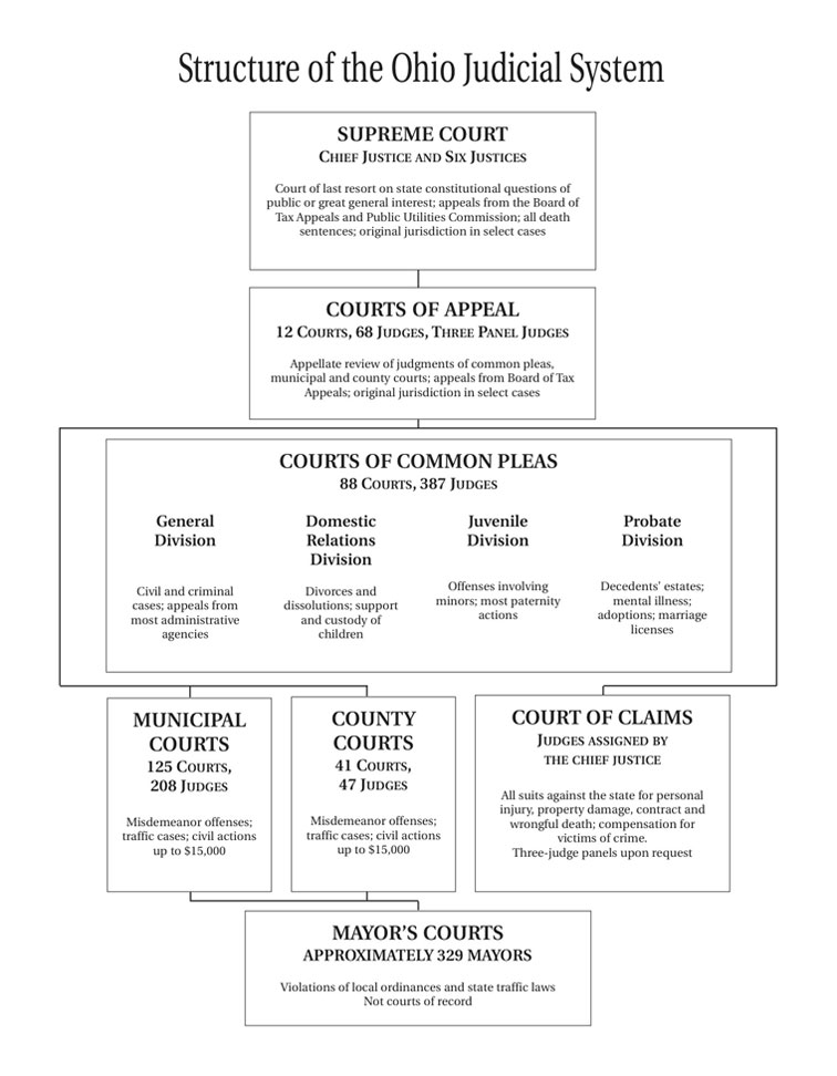 Court-Structure