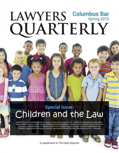 Lawyers Quarterly (2016 - Spring)