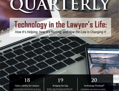 Lawyers Quarterly (2016 – Summer)