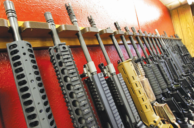 Second Amendment is under the microscope this election