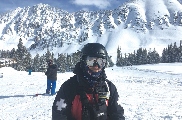 For ski resorts out west, getting too much snow is a good problem to have