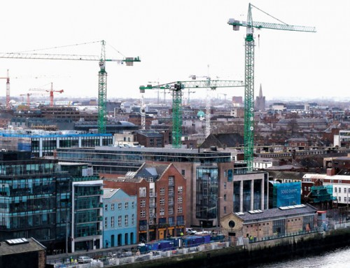 Dublin sees future as hub for financial firms fleeing Brexit