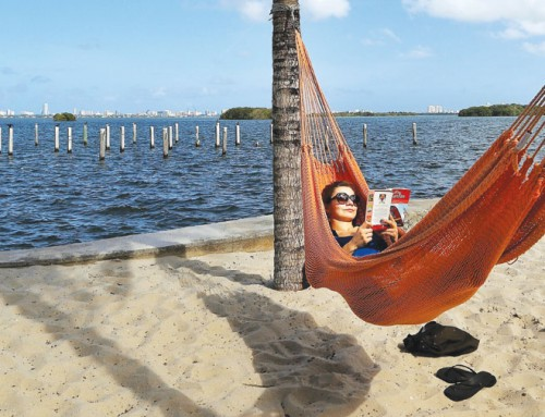 Summer vacation: Never mind the hike. Where's the hammock?