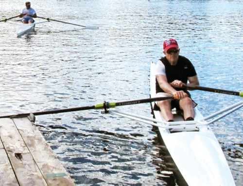 Vermont lakeside homeowners, sculling camp clash over use of two-mile long lake