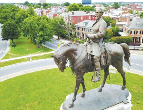Statues to Confederacy in its ex-capital spur soul-searching in deliberate approach