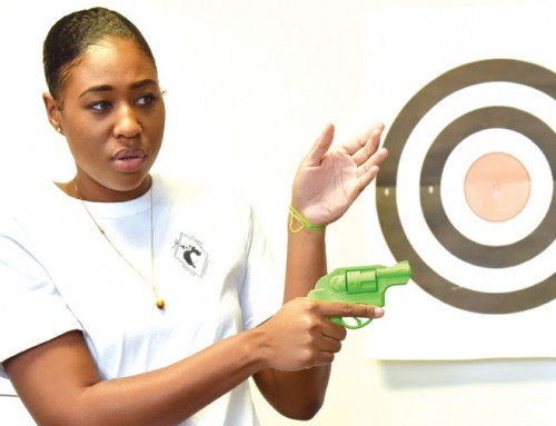 Black women are increasingly picking up firearms for self-defense