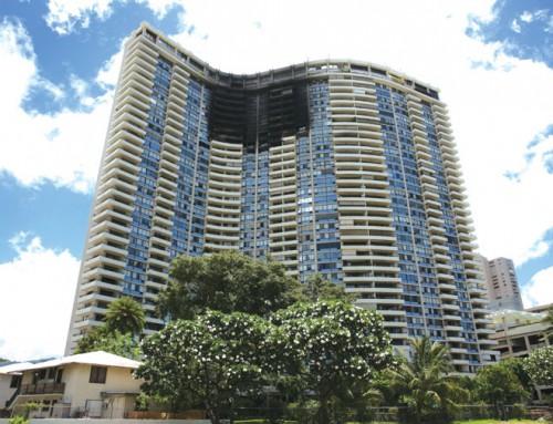 Some urge sprinkler mandates after Honolulu high-rise fire