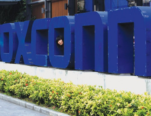 Midwestern states vie for big Foxconn display panel factory