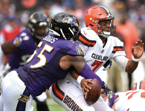 Head game: Browns QB Kizer said migraine affected him Sunday