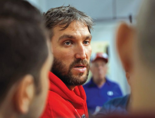 Ovechkin, NHL players grudgingly accept their Olympic absence