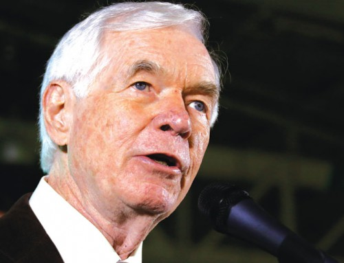Cochran's illness shows risks to GOP leaders of aging Senate