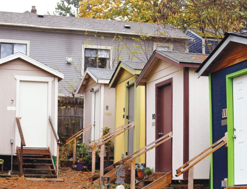 Tiny houses are trendy – unless they go up next door