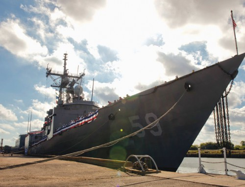 Navy wants small warships that pack a bigger punch but sacrifice speed