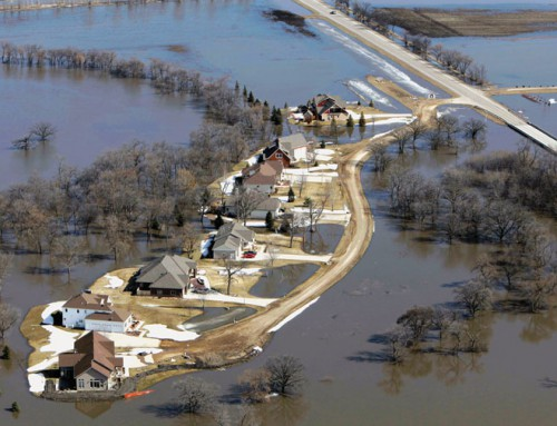 Fargo's long-awaited flood rescue rests on delicate proposal that could impact farmers