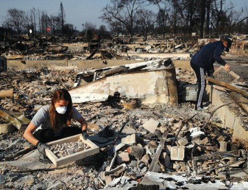 House and Senate tax bills treat disaster victims unequally due to political decisions
