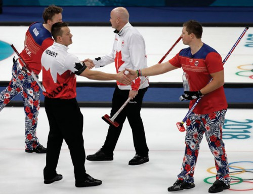 Humble, kind and fair: Can curling cure our troubled world?