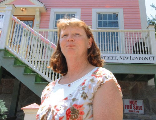 Woman who lost pink house, court case seeks box office win