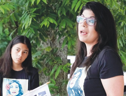 Texas mom marched after Parkland, then her town was next