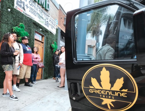 Los Angeles for tourists: Hollywood, beaches – and pot?