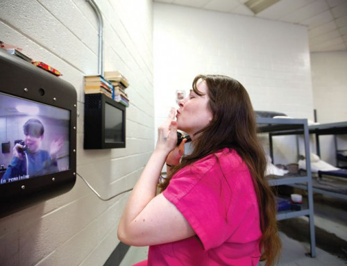 Revolving door of despair: Drugs land more women behind bars