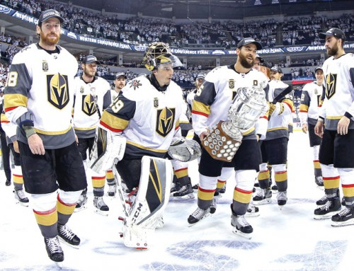 Vegas' wild playoff run built from expansion draft bonanza