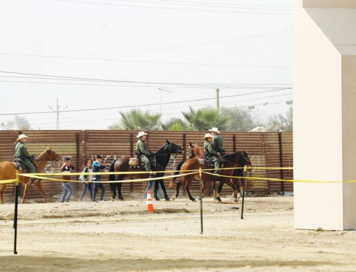 Immigration detention centers fill up; border detainees sent to prisons