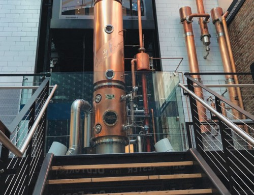 Old Forester returns to roots with new downtown Louisville distillery