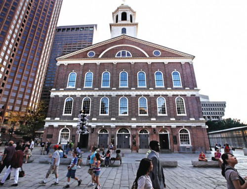 Some seek Faneuil Hall name change because of slavery ties