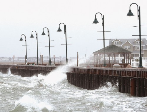 Report: High-tide flooding twice what it was 30 years ago in the U.S.