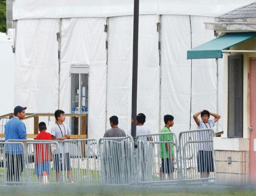 Immigrant children describe hunger and cold in detention centers