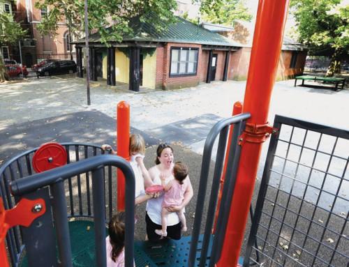 Historic black burial site under playground to get memorial