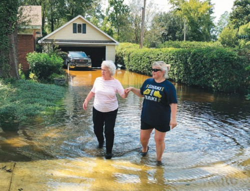 Price of saving road to Myrtle Beach: Flooding nearby town of Conway?