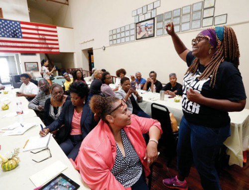 How black women are organizing to energize voters this fall in era of Trump