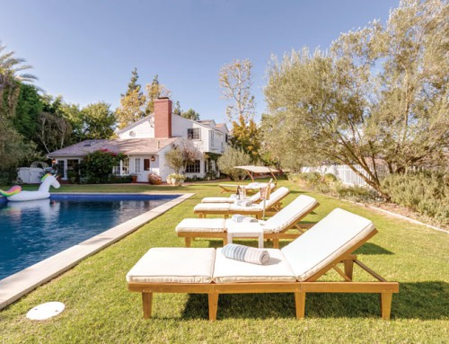 Preparing a swoon-worthy vacation rental