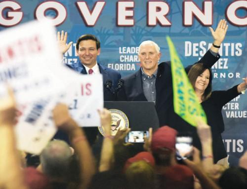 Florida becomes epicenter of the nation's polarizing politics