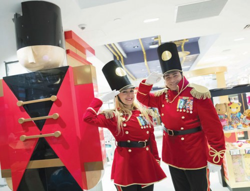 Beloved toy store FAO Schwarz makes its comeback in New York City
