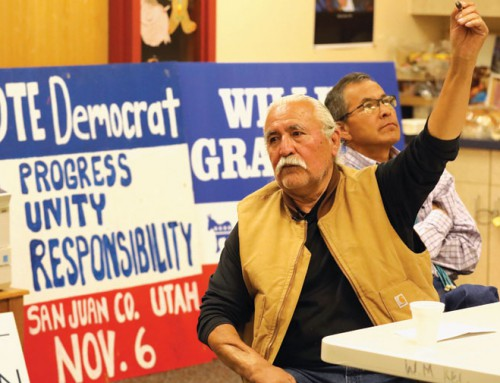 Utah Navajos could tip balance after voting-rights battle decided by courts