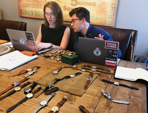 Watch geeks drive booming trade in preowned pieces