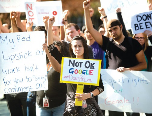 Tech elite stages a Revolt of the Haves against employers