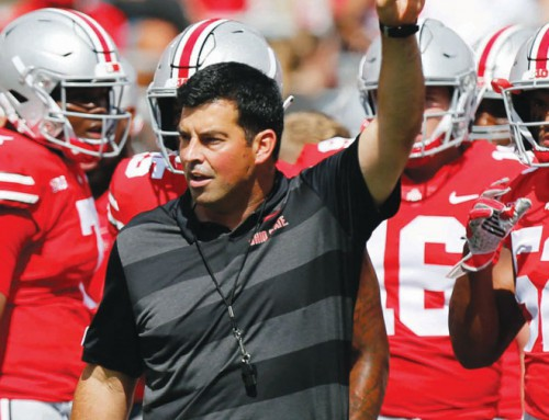 Ryan Day paid his coaching dues before getting the Ohio State job
