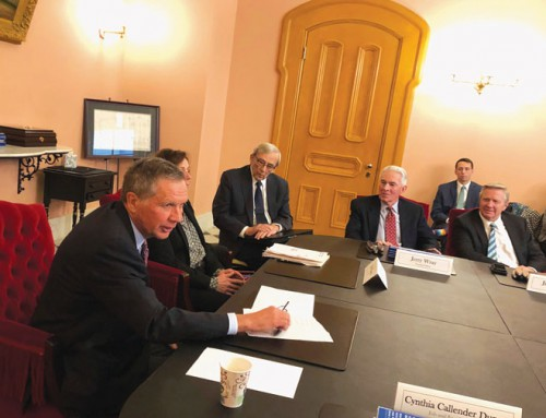 Kasich packs final Cabinet confab with firsthand accounts