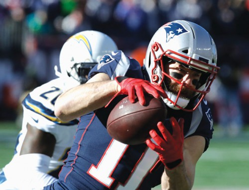 Patriots' Edelman still making most of his opportunities after 10 seasons