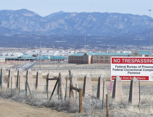 No escape? El Chapo likely off to 'prison of all prisons' at federal complex in Colorado