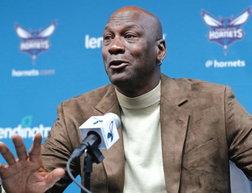Hometown all-Star game marks latest milestone for Michael Jordan